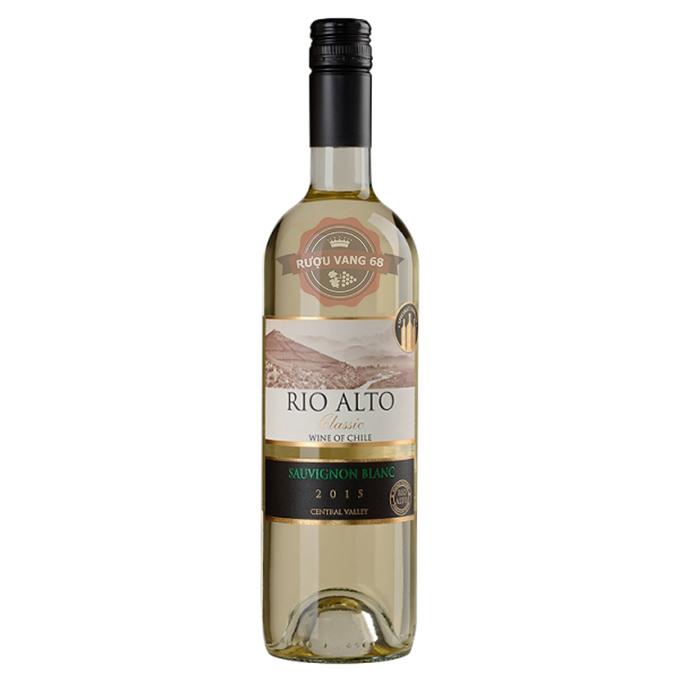Rượu Vang Chile Rio Alto Sauvignon Blanc
