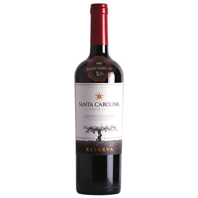 Rượu Vang Chile SANTA CAROLINA Reserva Cabernet Sauvignon