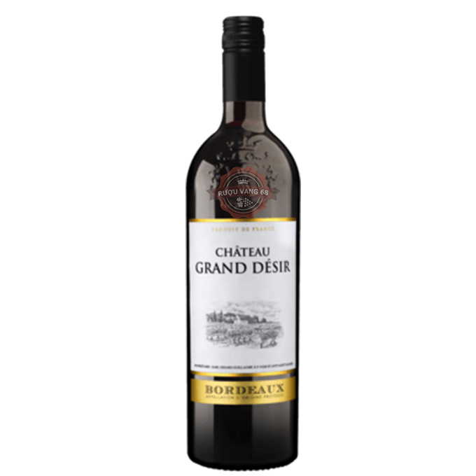 Rượu Vang Pháp Chateau Grand Desir